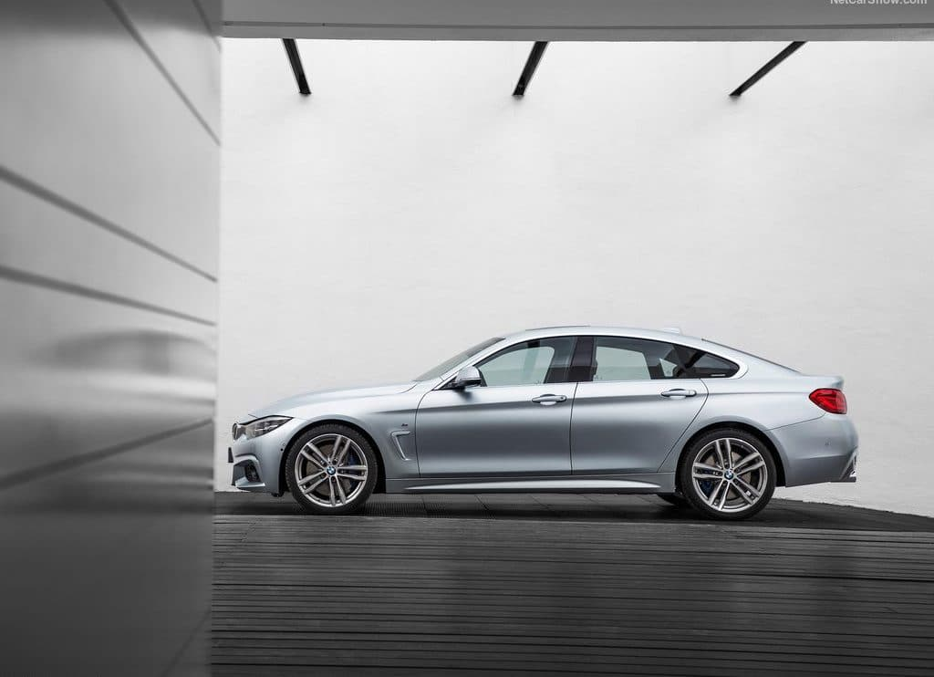 BMW 4 SERIES GRAN COUPE 2019