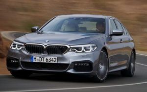 So Sánh BMW 5 Series 2019